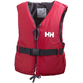 Helly Hansen Sport II Vest red/ebony